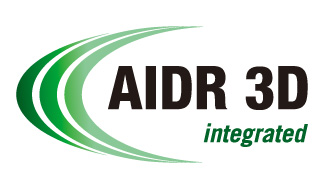 AIDR 3D Integrated - Logo